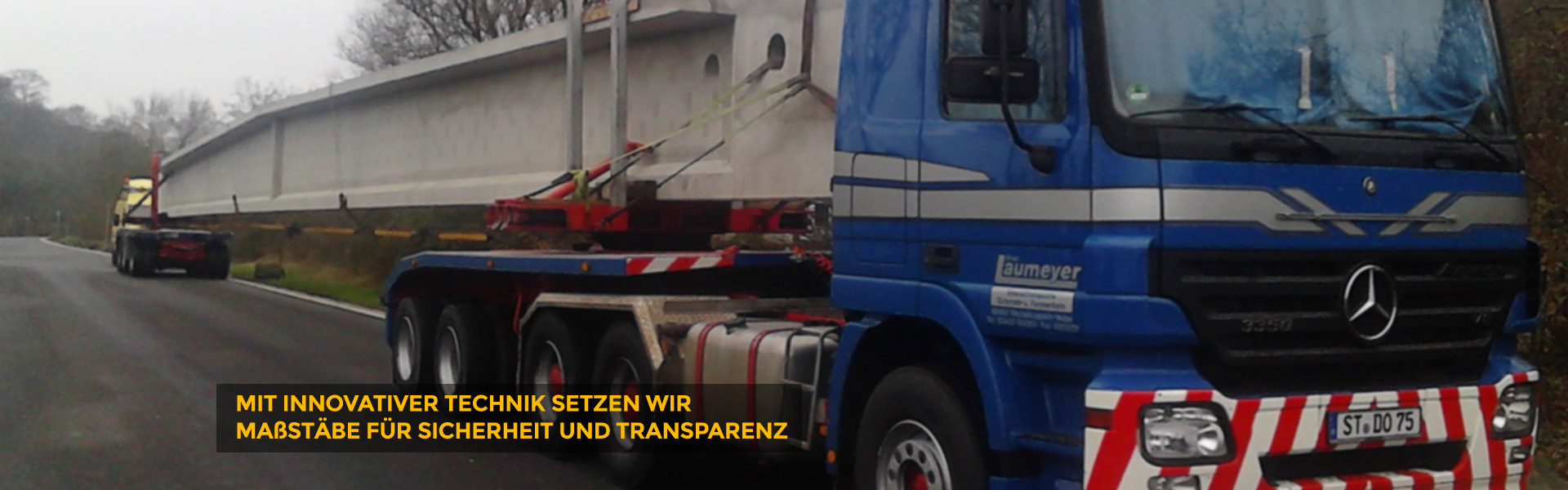 Laumeyer Spezialtransporte