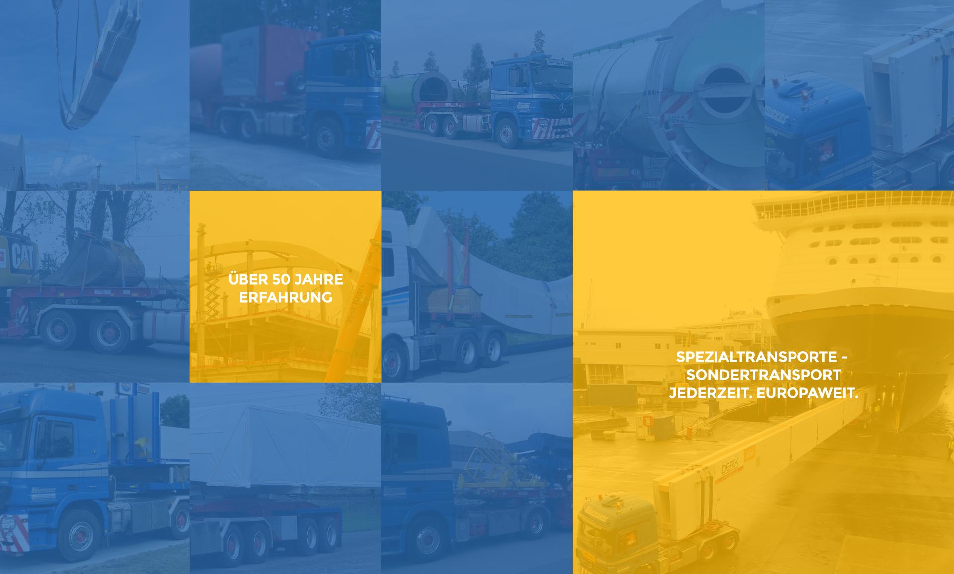 Spezialtransporte Europaweit